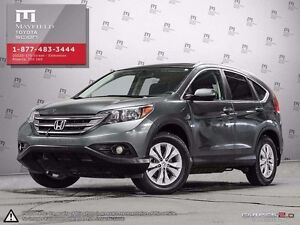 2012 Honda CR-V EX All-wheel Drive (AWD)