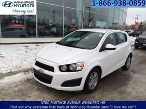 2015 Chevrolet Sonic LT Auto No Accidents FWD Cloth