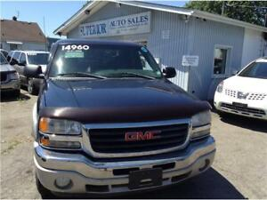 2005 GMC Sierra 1500 Fully Certified! Carproof Verified!