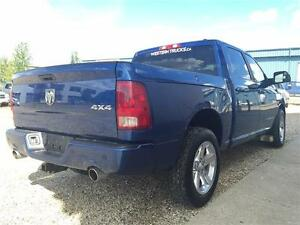 2010 Ram 1500 Sport 4x4 ~ Heated Leather ~ RamBox ~ $99 B/W Yellowknife Northwest Territories image 4
