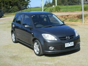 2006 Mazda 2 DY10Y2 Genki Grey 4 Speed Automatic Hatchback Narre Warren Casey Area Preview