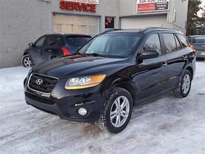 2010 Hyundai Santa Fe Limitée CUIR TOIT MAGS(GARANTIE 1 ANS INCL