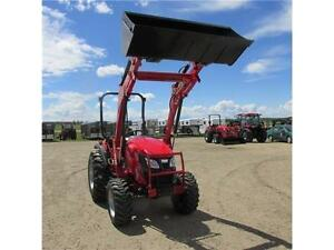New TYM T354 - 35 HP Ranch Tractor w. ROPS & Front Loader Edmonton Edmonton Area image 4