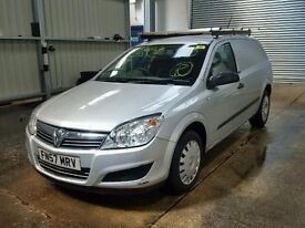 CAR FOR SALE Vauxhall Astra Van 57 Plate
