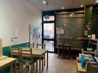 1091 Pollokshaws Road - Class 1 Cafe