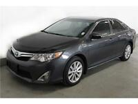2012 Toyota Camry Hybrid XLE NAVIGATION SUNROOF POWER SEATS