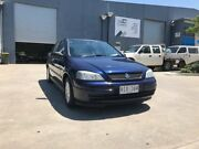 2000 Holden Astra TS City Blue 4 Speed Automatic Sedan Newport Hobsons Bay Area Preview