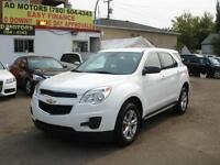 2013 CHEVROLET EQUINOX AUTO LOADED 52K-100% APPROVED FINANCING
