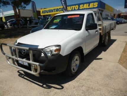 2007 mazda bt 50 turbo diesel manual ute cars vans utes 2008 mazda turbo diesel bt 50 4x2 tray top fandeluxe Image collections