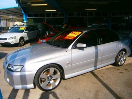 2005 Holden Commodore VZ SV6 Silver 5 Speed Sports Automatic Sedan Stafford Brisbane North West Preview