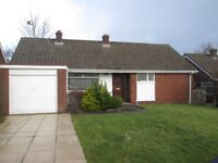 Detached 3 bedroom bungalow to rent