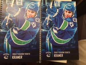 CANUCKS HOME GAMES | UPPER BOWL | AFFORDABLE!!