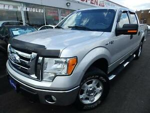 2010 Ford F-150 XLT CREW CAB 4X4 BACK UP CAMERA BLUETOOTH