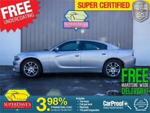 2017 Dodge Charger SXT AWD *Warranty* $187.02 Bi-Weekly OAC