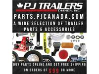 Trailer Parts & Accessories - FREE SHIPPING ON ORDER $99 AND UP! Edmonton Edmonton Area Preview