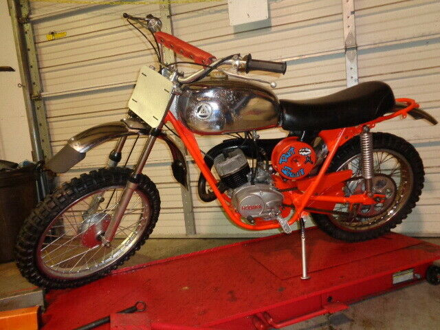 Picture of A 1974 Hodaka DIRT SQUIRT 100