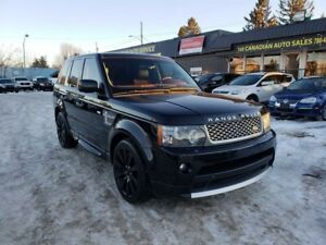 2011 Land Rover Range Rover Sport Autobiography-510HP-