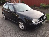 Volkswagen Golf Gti excellent service history cheap car