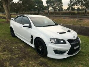 2011 Holden Special Vehicles GTS E3 White 6 Speed Manual Sedan Mayfield East Newcastle Area Preview