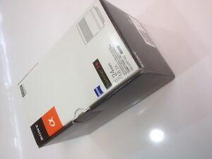 BRAND NEW Sony Carl Zeiss Sonnar T* E 24mm F1.8 ZA SEL24F18Z NEX IN UK LONDON