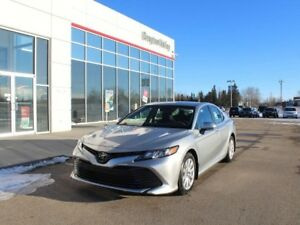 2018 Toyota Camry LE upgrade, Entune