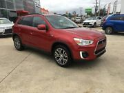 2016 Mitsubishi ASX XB MY15.5 LS 2WD Red 6 Speed Constant Variable Wagon Hoppers Crossing Wyndham Area Preview