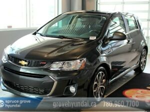 2017 Chevrolet Sonic LT RS TURBO-PRICE COMES WITH A $250 GAS CAR