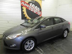 2012 Ford Focus SEL, Navigation, Bluetooth