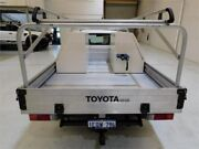 2014 Toyota Hilux KUN16R MY14 Workmate 4x2 White 5 Speed Manual Cab Chassis Bibra Lake Cockburn Area Preview