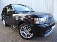 Land Rover Range Rover Sport TDV8 HST 3.6 ..Fabulous Low Mileage Example with Superb Service History