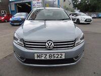 VW Passat HIGHLINE TDI BLUEMOTION TECHNOLOGY (grey) 2013