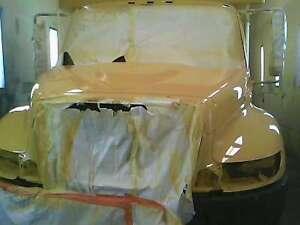 auto paint shop worker