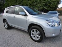 Toyota Rav4 2.2 D-4D XT-R ...Absolutely Fabulous Condition Throughout, Long MOT, Fab Service History