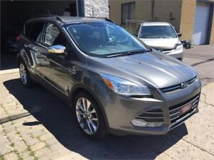 2014 FORD ESCAPE***MAAGS CHROME+CUIR+CAMERA+GPS+12900$***