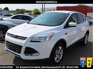 2014 FORD ESCAPE SE 4WD ECOBOOST 2.0L CLEAN CARPROOF/SYNC/CAMERA