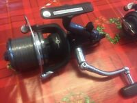 3 Mint Condition Shimano Reels For Sale -