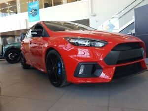 2018 Ford Focus RS-2.3L Engine,Hatchback,Leather,Moonroof,Naviga