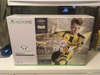 Microsoft Xbox One S 1TB Console with FIFA 17 Bundle - BRAND NEW & SEALED