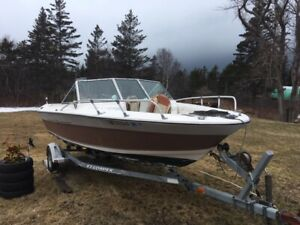 BOAT FOR SALE BOWRIDER PROJECT BOAT HULL