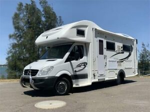 2011 Sunliner Holiday Motor Home Valentine Lake Macquarie Area Preview