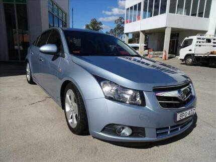 From $47p/w ON FINANCE* 2009 Holden Cruze Sedan Blacktown Blacktown Area Preview