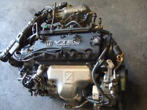 JDM HONDA ACCORD F23A ENGINE 1998-2002 INSTALLATION INCLUDE