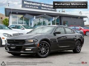 2018 DODGE CHARGER GT AWD |NAV|CAMERA|ROOF|NOACCIDENT|WARR