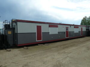 wellsite accomodation trailers 2 to 4 person units.
