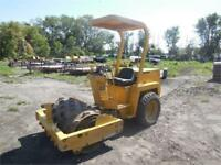 Hypac C 812 A Roller Packer Winnipeg Manitoba Preview