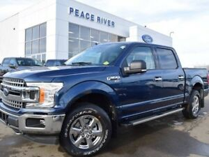 2018 Ford F-150 XLT 4x4 SuperCrew Cab Styleside 5.5 ft. box 145