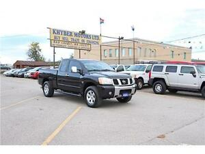 2004 Nissan Titan LE 4X4*Certified*E-Tested*2 Year W