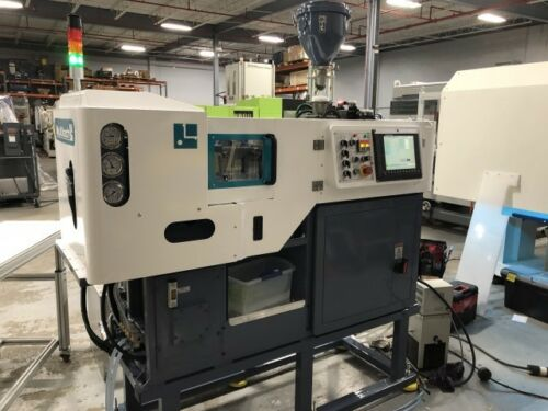 2018 Multitech HMM-10 Ton Micro Molding Machine (#10497)