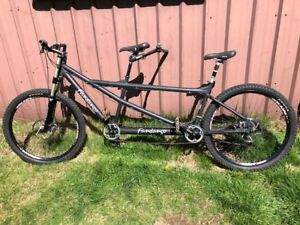 Tandem Mountain Bike For Sale