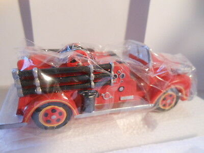 Brand New The Fire Truck engine Dept 56 A Christmas Story department